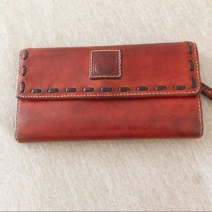 Dooney and Bourke Florentine leather wallet